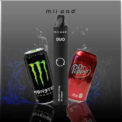 mii Pod DUO Monster Energy